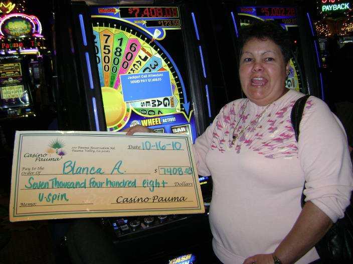 Casino pauma san seminole county gambling