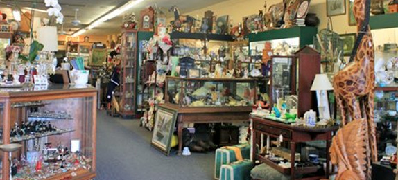 Ocean Beach Antique Mall Is The Oldest Antique And