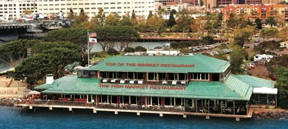The award winning fish market restaurant offers awesome for The fish market del mar