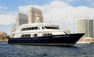 Hornblower Cruises & Events: Hybrid Green Yacht