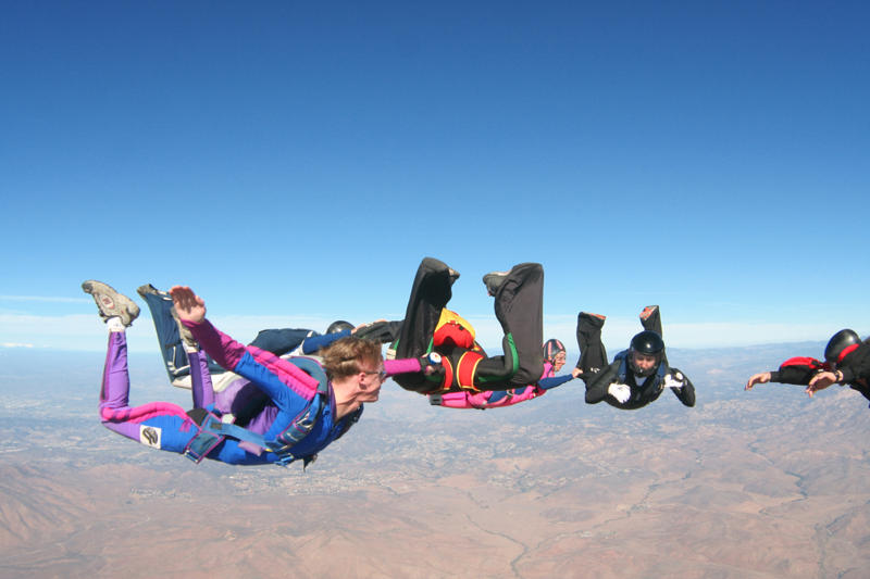 Skydive San Diego Hosts the Newest, Safest, and Largest