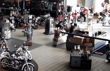 is Your San Diego Harley-Davidson Motor Clothes & Collectibles Store