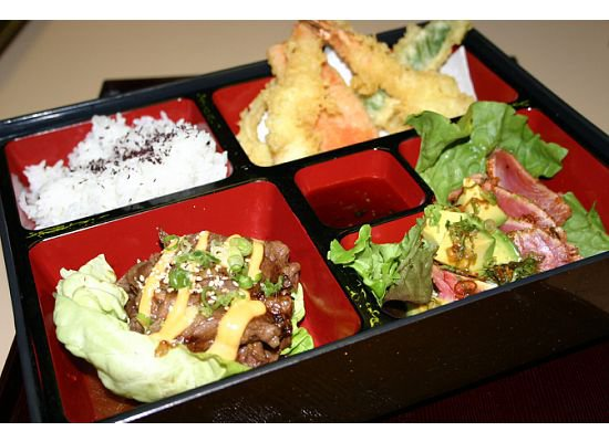 Tomiko bar grill in encinitas serves excellent sushi for Asian cuisine ocean pines