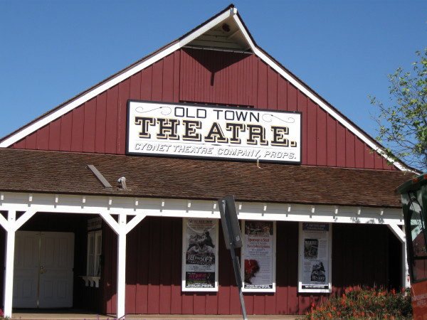 Cynget Theatre Old Town