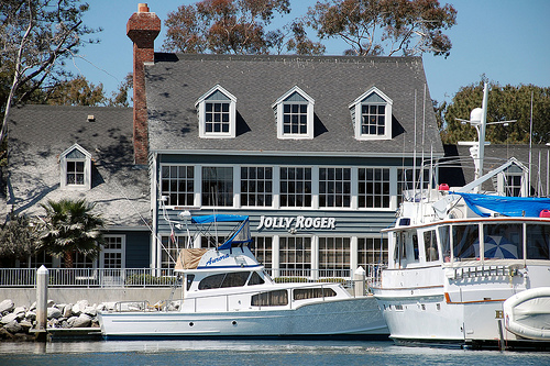 New Restaurant In Oceanside Harbor