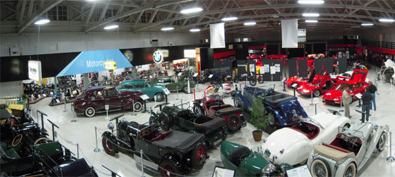 san diego automotive museum features classic cars and memorabilia. Black Bedroom Furniture Sets. Home Design Ideas